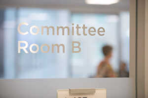 photo of Committee Room B